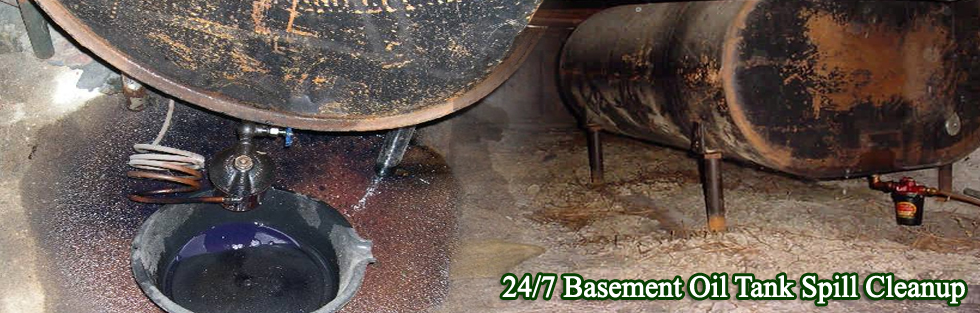 Beau OIL TANK REMOVAL